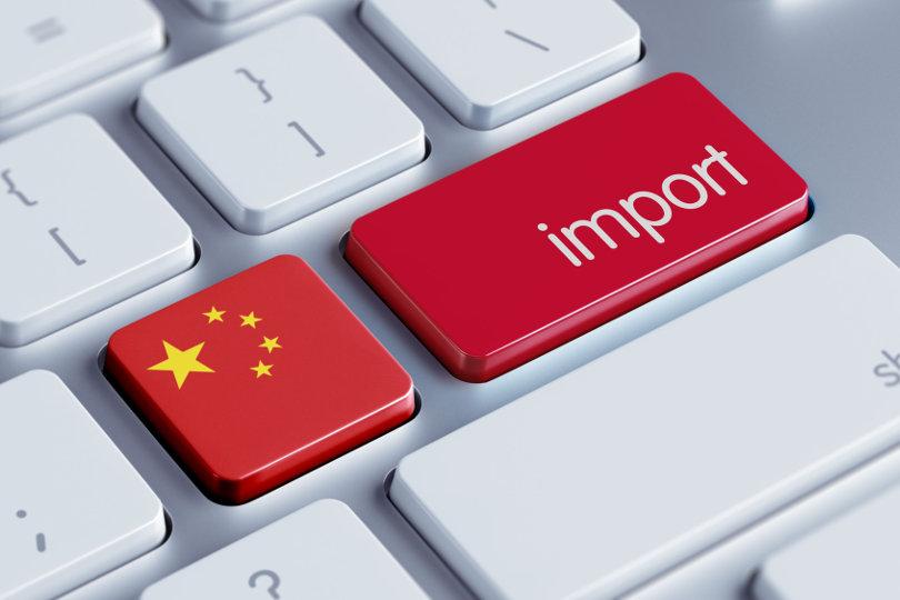 berapa harga tarif import barang dari china