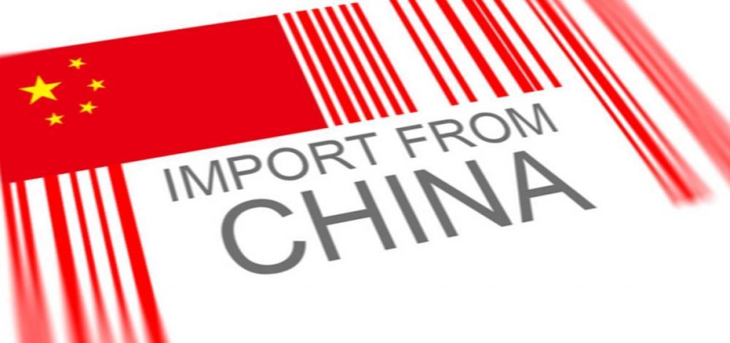 harga tarif import barang china