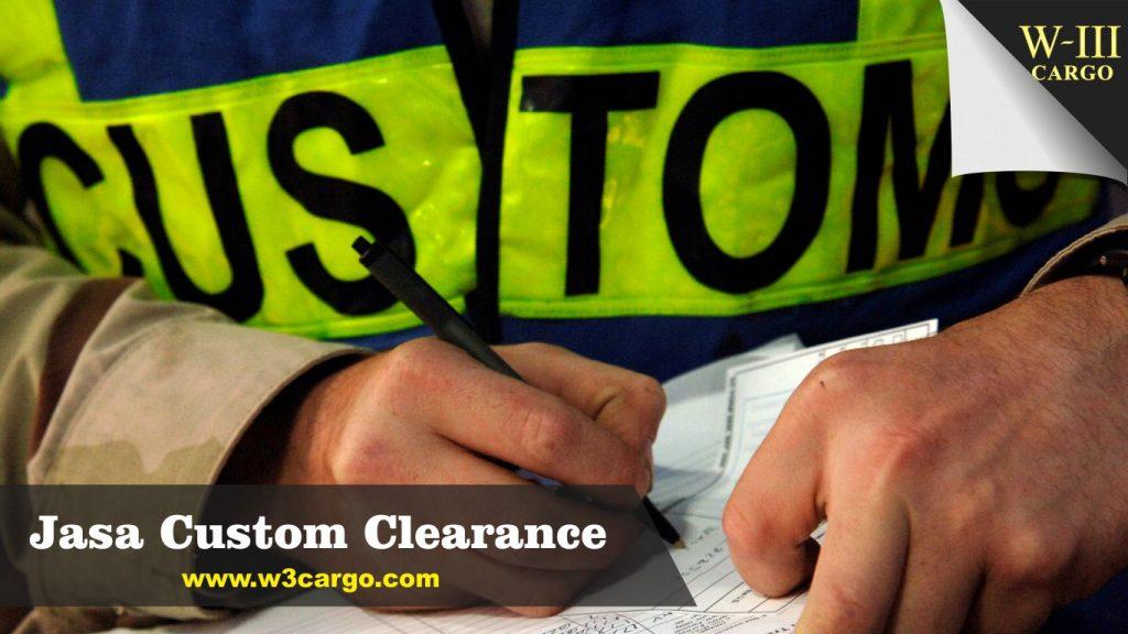 jasa custom cleareance murah dan cepat