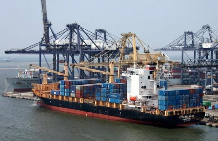 Jasa Import Via Laut