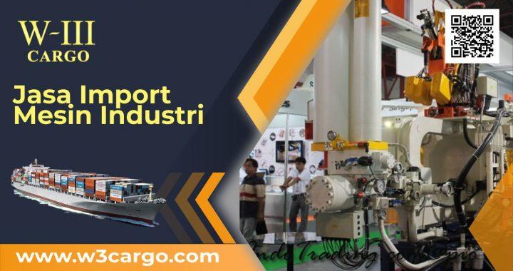 Layanan Pengiriman Mesin Untuk Industri yang Berpengalaman